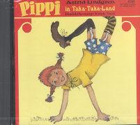 Cover-Bild zu Lindgren, Astrid: Pippi Langstrumpf in Taka-Tuka-Land