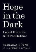 Cover-Bild zu Solnit, Rebecca: Hope in the Dark: Untold Histories, Wild Possibilities