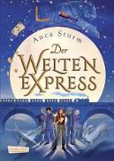 Cover-Bild zu Sturm, Anca: Der Welten-Express 1 (Der Welten-Express 1) (eBook)