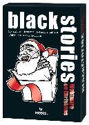 Cover-Bild zu Harder, Corinna: black stories - Nightmare on Christmas