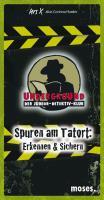 Cover-Bild zu Harder, Corinna: Underground. Spuren am Tatort: Erkennen & Sichern