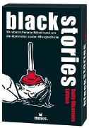 Cover-Bild zu Harder, Corinna: black stories - Daily Disasters Edition