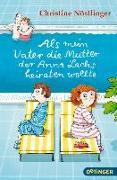 Cover-Bild zu Nöstlinger, Christine: Als mein Vater die Mutter der Anna Lachs heiraten wollte