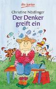 Cover-Bild zu Nöstlinger, Christine: Der Denker greift ein
