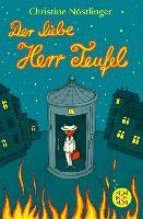 Cover-Bild zu Nöstlinger, Christine: Der liebe Herr Teufel (eBook)