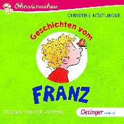 Cover-Bild zu Nöstlinger, Christine: Geschichten vom Franz (Audio Download)