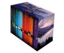 Cover-Bild zu Rowling, J.K.: Harry Potter Box Set: The Complete Collection (Children's Paperback)