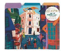 Cover-Bild zu MUTI (Illustr.): Harry Potter: Exploring Diagon Alley File Folder Set (Set of 9)