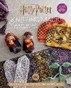 Cover-Bild zu Gray, Tanis: Harry Potter: More Patterns From Hogwarts and Beyond
