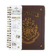 Cover-Bild zu Insights: Harry Potter: Hogwarts 12-Month Undated Planner