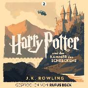 Cover-Bild zu Rowling, J.K.: Harry Potter und die Kammer des Schreckens (Audio Download)