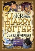 Cover-Bild zu Rowling, J.K.: Harry Potter und der Gefangene von Askaban (Harry Potter 3)