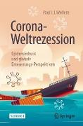 Cover-Bild zu Welfens, Paul J. J.: Corona-Weltrezession