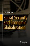 Cover-Bild zu Welfens, Paul J. J.: Social Security and Economic Globalization