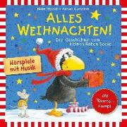 Cover-Bild zu Moost , Nele: Alles Weihnachten!: Alles verschenkt!, Alles gebacken!, Alles Advent!