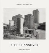 Cover-Bild zu Becher, Bernd: Zeche Hannover