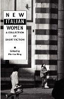 Cover-Bild zu Deledda, Grazia: New Italian Women