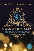 Cover-Bild zu Armentrout, Jennifer L.: Golden Dynasty - Stärker als Begehren