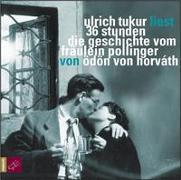 Cover-Bild zu Horváth, Ödön von: 36 Stunden