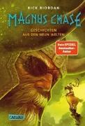 Cover-Bild zu Riordan, Rick: Magnus Chase 4: Geschichten aus den neun Welten