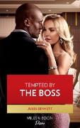 Cover-Bild zu Bennett, Jules: Tempted By The Boss (Mills & Boon Desire) (Texas Cattleman's Club: Rags to Riches, Book 7) (eBook)