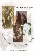 Cover-Bild zu Bennett, Paula Bernat: Poets in the Public Sphere (eBook)