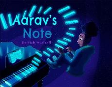 Cover-Bild zu Whitsett, Derrick: Aarav's note (eBook)