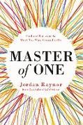 Cover-Bild zu Raynor, Jordan: Master of One