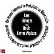 Cover-Bild zu Foster Wallace, David: Der Planet Trillaphon im Verhältnis zur Üblen Sache