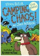 Cover-Bild zu Butler, Steven: Dog Diaries: Camping Chaos! (eBook)