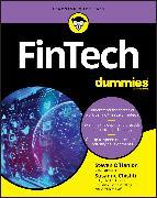 Cover-Bild zu Chishti, Susanne: FinTech For Dummies (eBook)