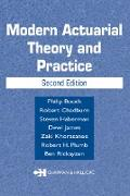 Cover-Bild zu Booth, Philip: Modern Actuarial Theory and Practice (eBook)
