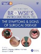 Cover-Bild zu Gossage, James A. (Hrsg.): Browse's Introduction to the Symptoms & Signs of Surgical Disease (eBook)