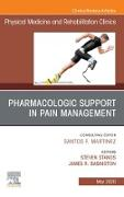 Cover-Bild zu Stanos, Steven (Hrsg.): Pharmacologic Support in Pain Management, An Issue of Physical Medicine and Rehabilitation Clinics of North America (eBook)