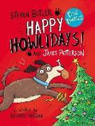 Cover-Bild zu Butler, Steven: Dog Diaries: Happy Howlidays! (eBook)