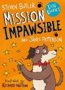 Cover-Bild zu Butler, Steven: Dog Diaries: Mission Impawsible (eBook)