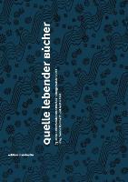 Cover-Bild zu Domhardt, Yvonne: Quelle lebender Bücher