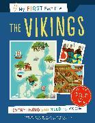 Cover-Bild zu PHILIP STEELE: My First Fact File The Vikings