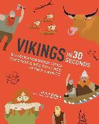 Cover-Bild zu Steele, Philip: Vikings in 30 Seconds