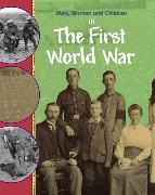 Cover-Bild zu Steele, Philip: In the First World War
