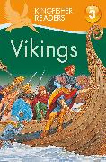 Cover-Bild zu Steele, Philip: Kingfisher Readers: Vikings (Level 3: Reading Alone with Some Help)
