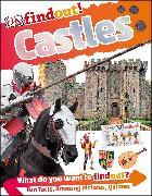 Cover-Bild zu Steele, Philip: DKfindout! Castles