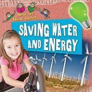Cover-Bild zu Steele, Philip: Saving Water and Energy