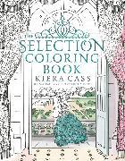 Cover-Bild zu Cass, Kiera: The Selection Coloring Book