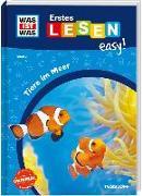 Cover-Bild zu Meierjürgen, Sonja: WAS IST WAS Erstes Lesen easy! Band 2. Tiere im Meer