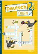 Cover-Bild zu Meierjürgen, Sonja: Deutsch üben 2. Klasse