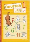 Cover-Bild zu Meierjürgen, Sonja: Deutsch üben 1. Klasse