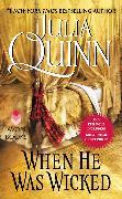 Cover-Bild zu Quinn, Julia: When He Was Wicked