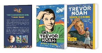 Cover-Bild zu Noah, Trevor: Trevor Noah: The Conversation Collection with Guide