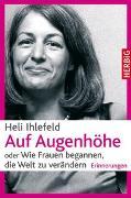 Cover-Bild zu Ihlefeld, Heli: Auf Augenhöhe
